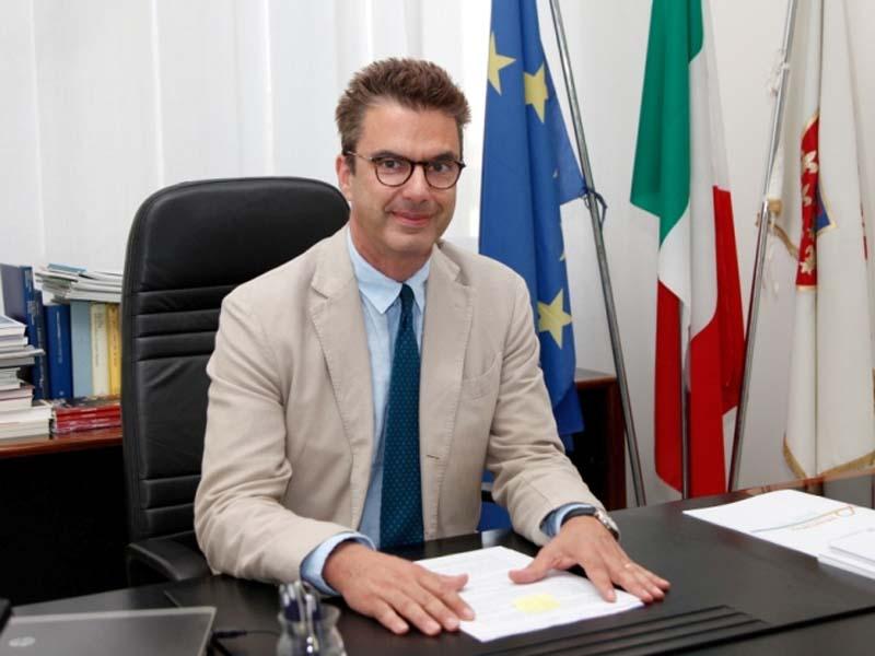 Presidente di Confindustria Toscana Nord Giulio Grossi
